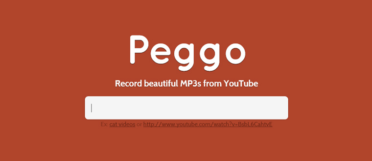Descargar videos de Youtube con Peggo