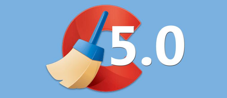 Limpia tu PC con Ccleaner 5.0