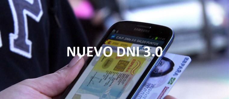 El nuevo DNI Electronico 3.0
