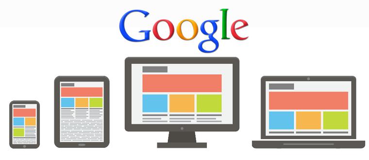 Google penalizará a las webs que no estén adaptadas a móviles y tablets.